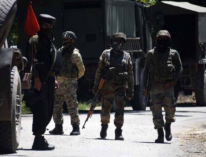 Kashmir Encounter, Shopian Encounter, Indian Army, Waleed Bhai, Jaish-e-Mohammad
