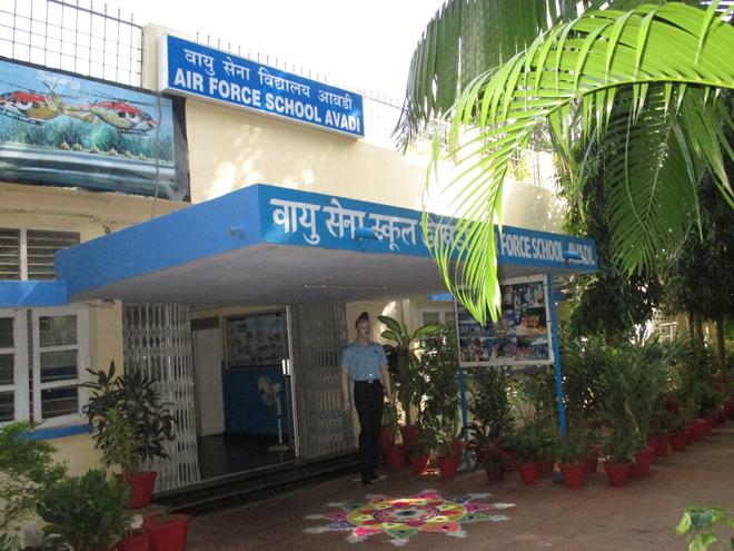 Airforce Station Avadi in Chennai