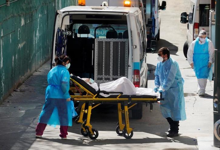 COVID-19 Ambulance Service