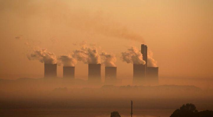 Carbon emissions are rising temperatures across the globe
