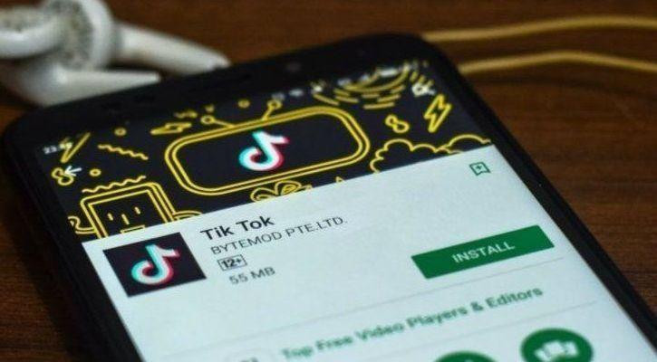 TikTok app ban in India