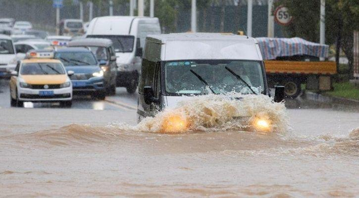 Extreme weather leads to extreme rainfall due to climate change