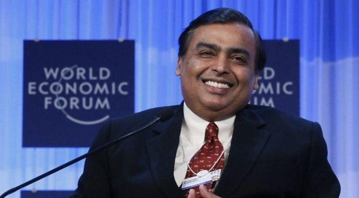 Mukesh Ambani happy at Jio Platforms Investment from Qualcomm for 5G