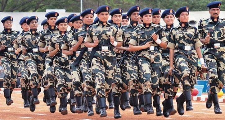 indian woman officer
