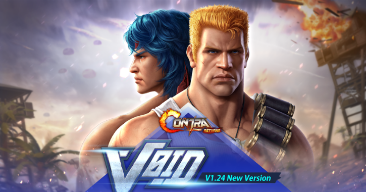 Contra Mobile Game Returns