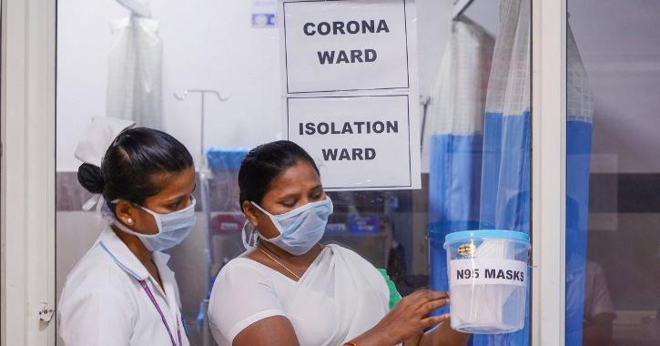 COVID-19 Ward India