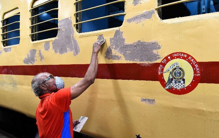 Indian Railways Organization of Alternate Fuel