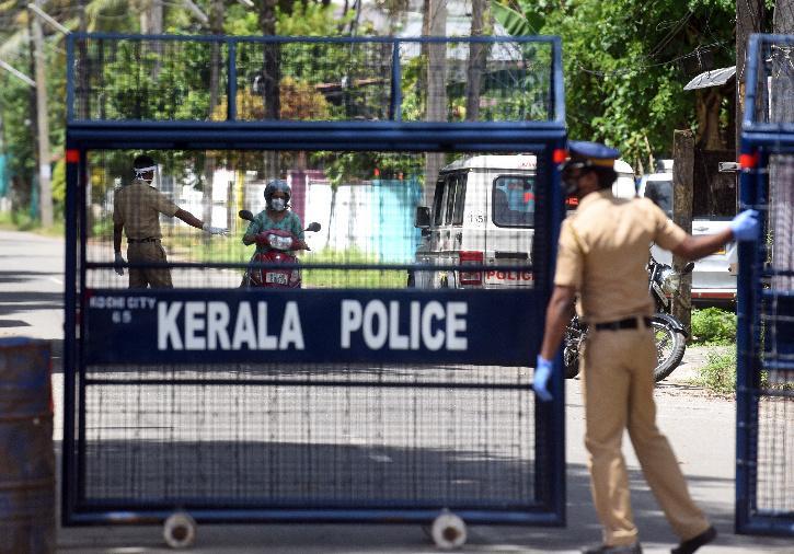 Kerala Covid 19 Cases on Rise