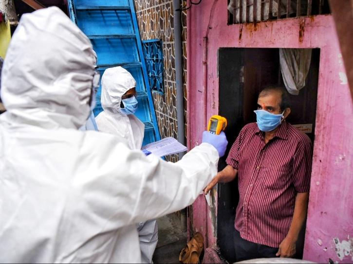 Dharavi Earns WHO's Praise For Controlling COVID-19 Generic Visuals