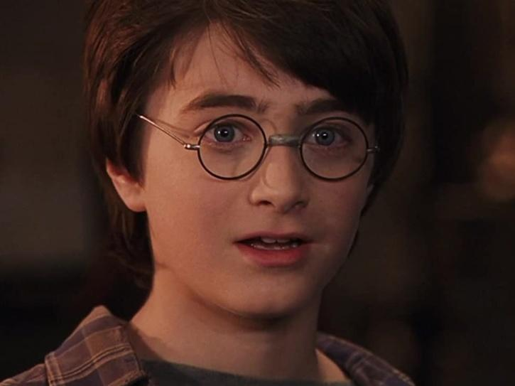 Daniel Radcliff - Harry Potter