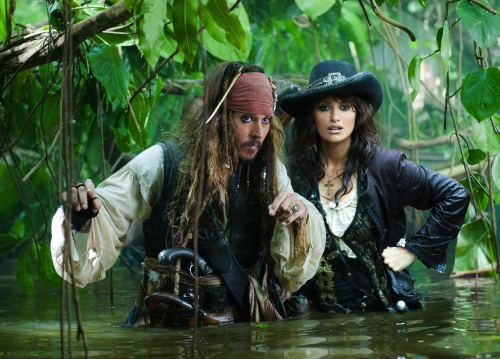 Pirates of the Caribbean - Dead Man's Chest:  Dominica