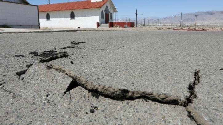 4.5 Magnitude Earthquake Hits Ladakh, 2nd One In 2 Weeks ...