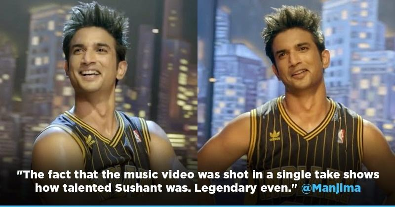 The Title Track Of Dil Bechara Is Out, Fans Calls Sushant A Legend For Doing It In One Take
