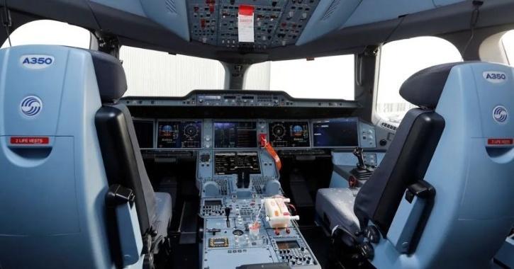Airbus A350-1000 xwb autonomous flight