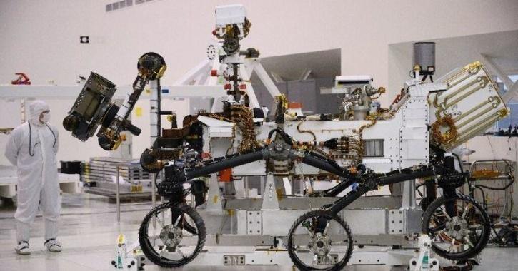 NASA Mars Perseverance Rover 2020