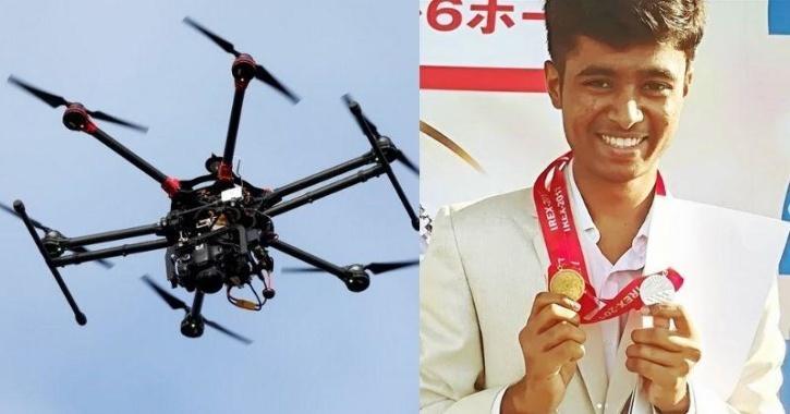 Drone Prathap
