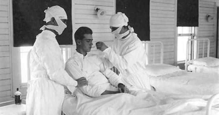 Spanish flu 1918 Epidemic