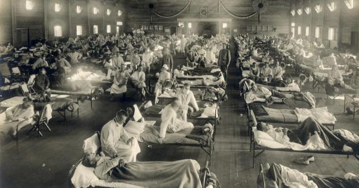 spanish flu deaths