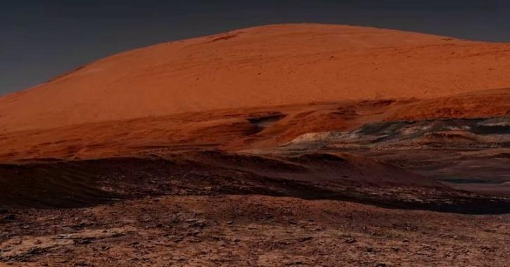 mars video 4k images from NASA rovers