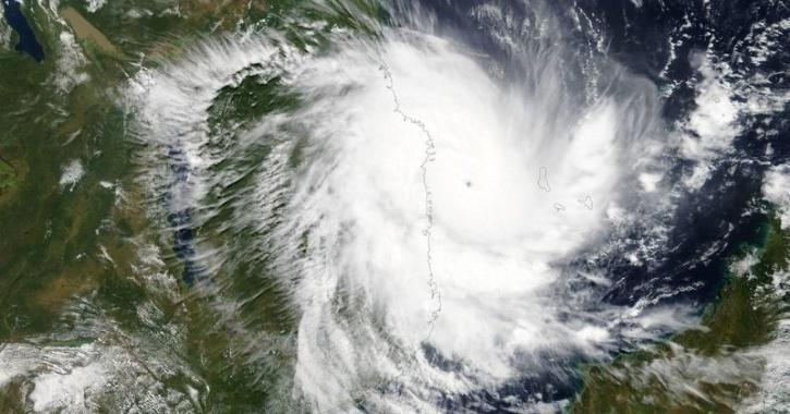 Climate change impacting weather patterns