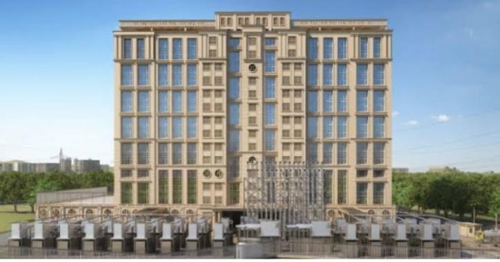 yotta data centre in navi mumbai india