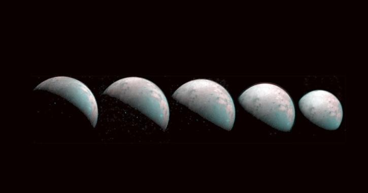 NASA Juno Spacecraft, NASA Jupiter Mission, Jupiter Moon, Ganymede, North Pole, Space Observation, Space News, Technology News, Science News
