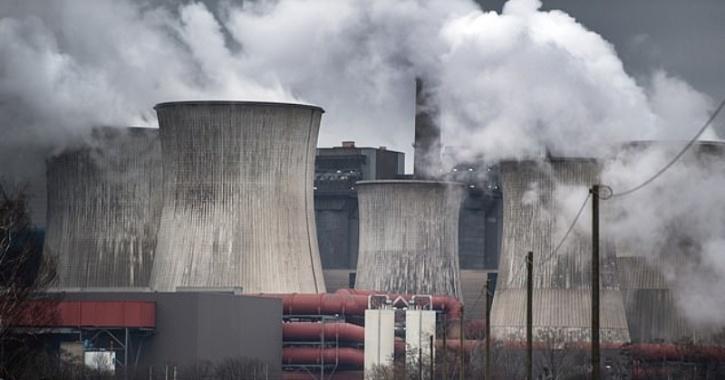 Germnay coal plant