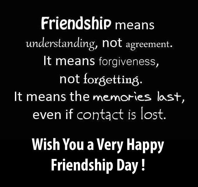 Happy Friendship Day 2020 Facebook Status