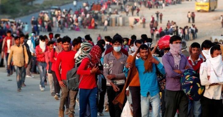 Migrants Lockdown