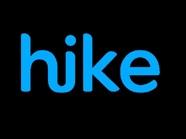 hike messaging app