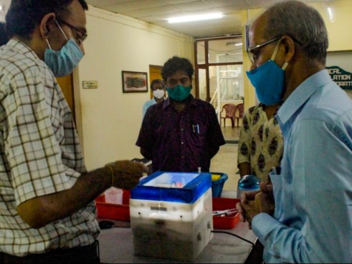 IIT Kharagpur Researchers Claims Have Developed Device For Rapid Covid-19 Test