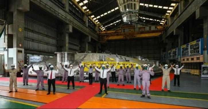 Larsen & Toubro finish ITER project in July 2020