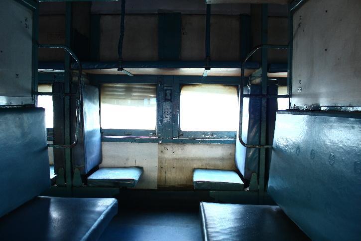 Indian Railway Train Coaches