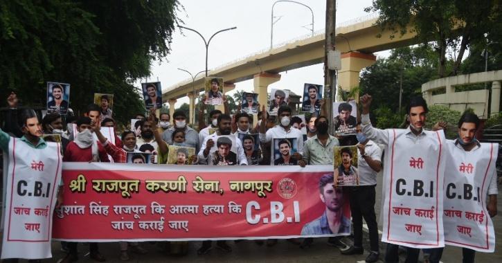 Karni Sena Demads CBI Probe In Sushant