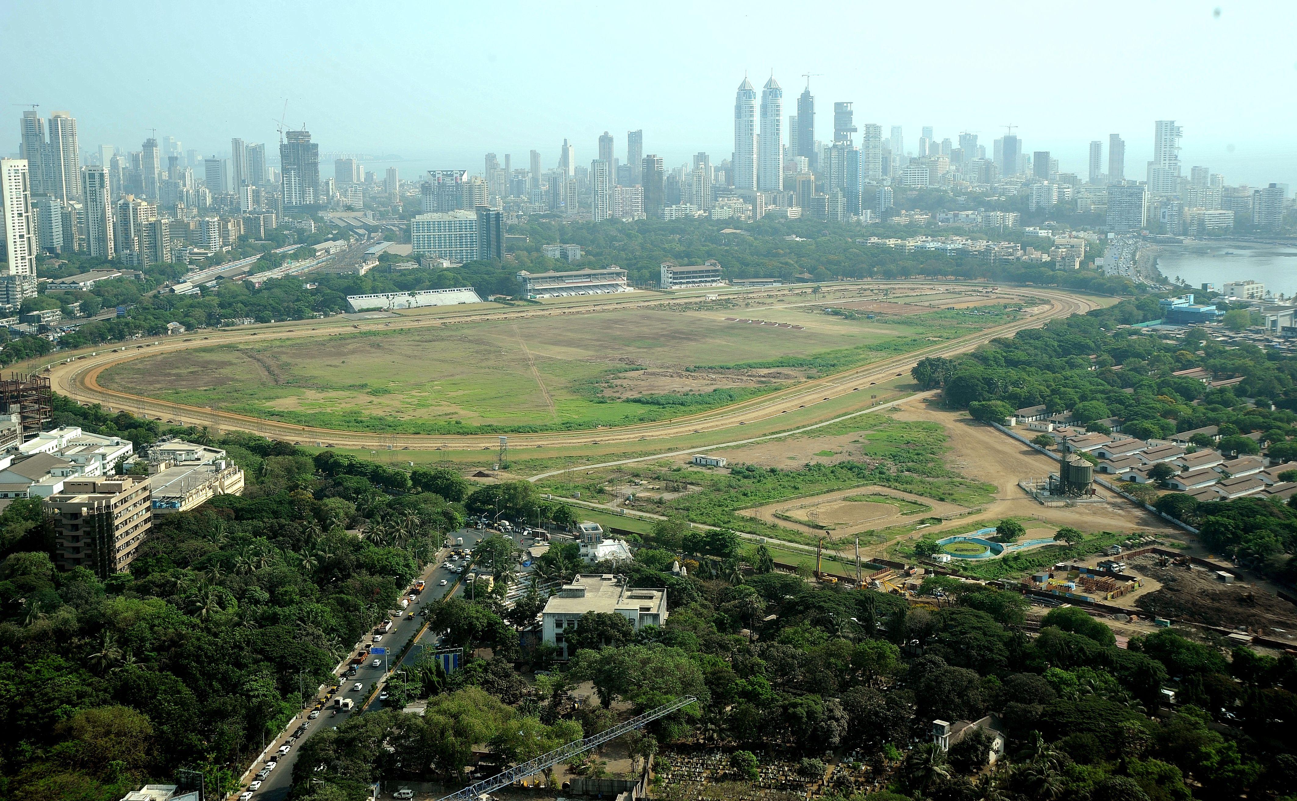 The Mahalaxmi Race Course