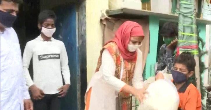 mumbai couple who exhuasted their savings to feed  1500 people