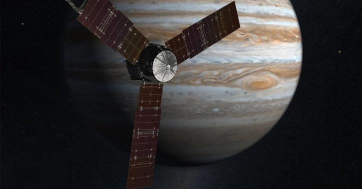 nasa juno mission to jupiter