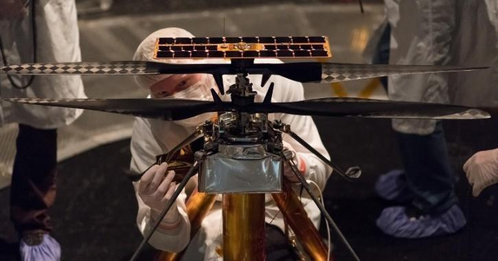 NASA Ingenuity Helicopter