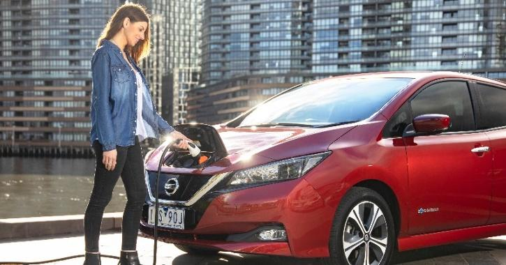 Nissan V2G Technology, Nissan Leaf, Electric Car, Vehicle to Grid Technology, REVS Project, Australia Energy, Technology News, Auto News, EV News