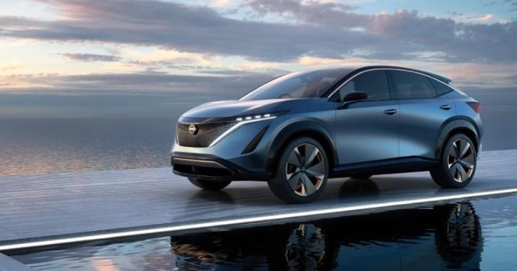 Nissan Ariya SUV,
