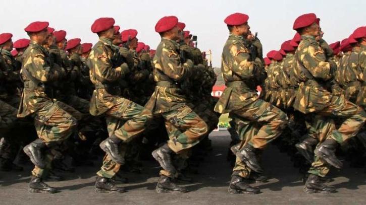 Paramilitary force- India