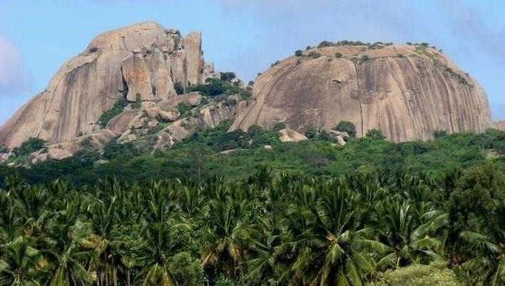 Sholay: Ramanagara, Karnataka