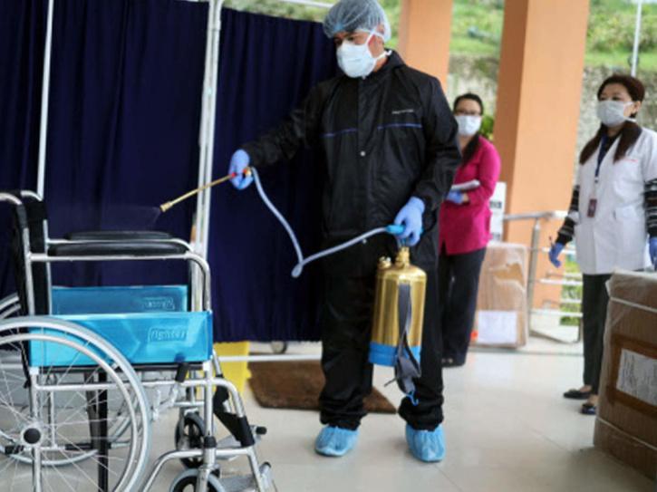 Sikkim COVID-19 Hospital