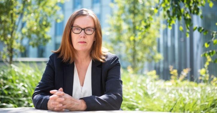 Oxford COVID-19 vaccine researcher Professor Sarah Gilbert