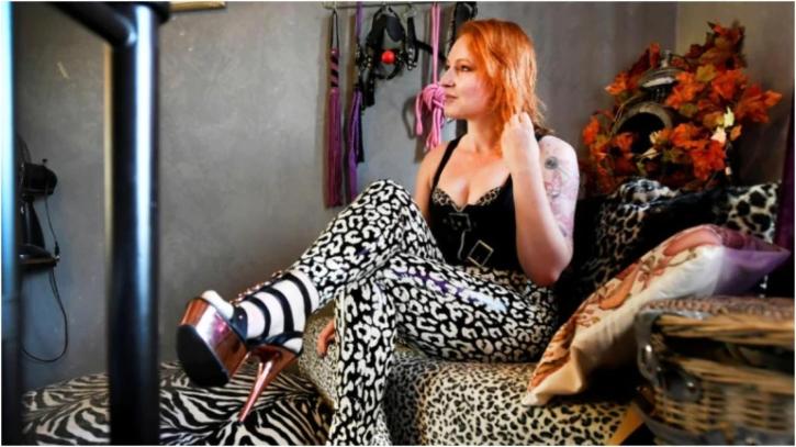 A sex worker in Netherlands
