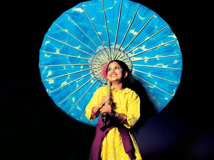 Shreya Sharma - The Blue Umbrella