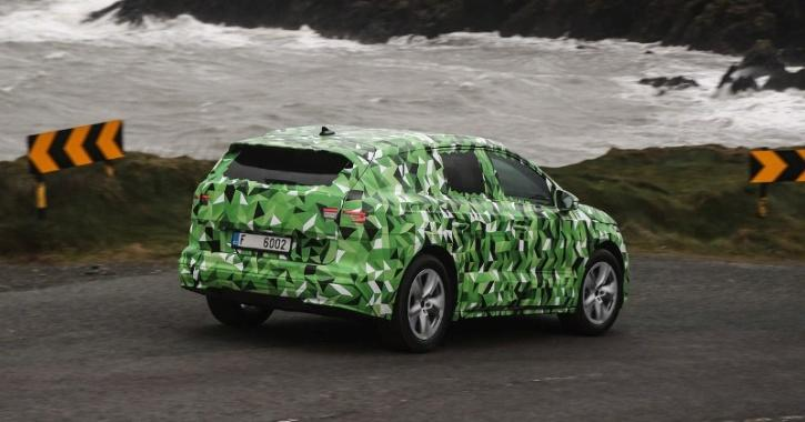 Skoda Enyaq iV, Skoda Electric SUV, Skoda Electric Car, EV News, Skoda Vision IN, Technology News, Auto News