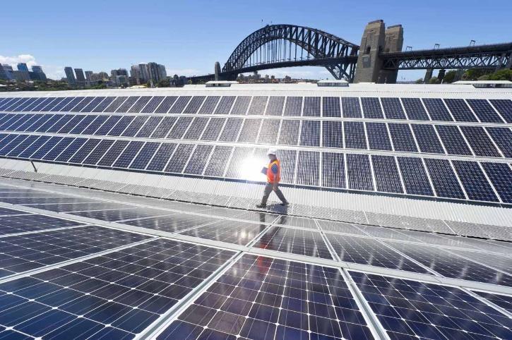 Renewable energy source Sydney