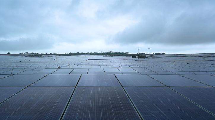 Solar Park in MP