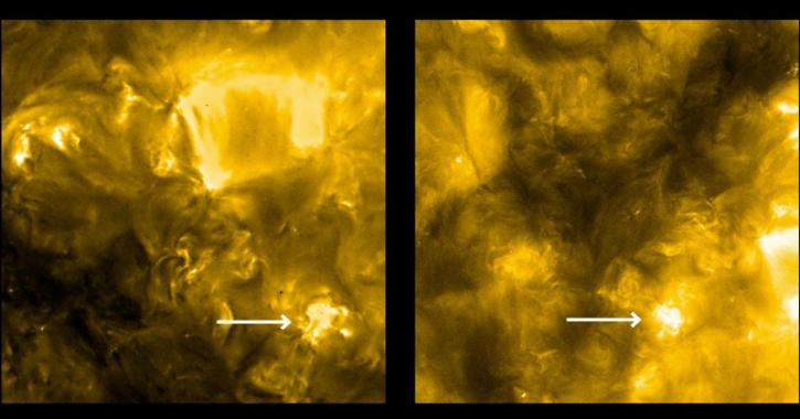 Campfires on Sun surface are nanoflares according to NASA